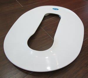 HemAway toilet seat adapter - HemAway